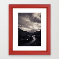 For Adams Framed Art Print