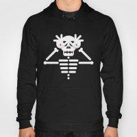 Skeleton / Pale Man Hoody