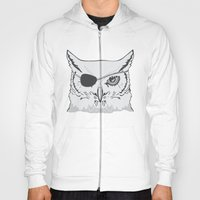 Owl Pirate Hoody