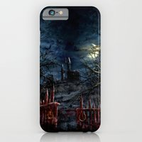 iPhone & iPod Case featuring Castlevania: Vampire Variations- Gates by LightningArts