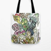 Sick Sick Sick Marc M. O… Tote Bag