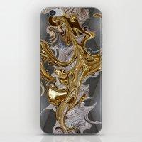 Brass Beast iPhone & iPod Skin