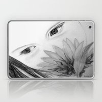 Beautiful Girl Laptop & iPad Skin