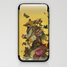 Fox Confessor iPhone & iPod Skin