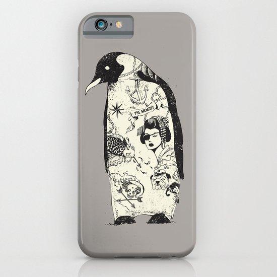 THE PENGUIN iPhone & iPod Case