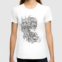 Carnival Womens Fitted Tee White SMALL