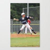 Little League 2012 State Championship Canvas Print