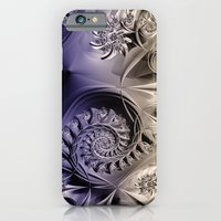 Metallic Coils iPhone 6 Slim Case