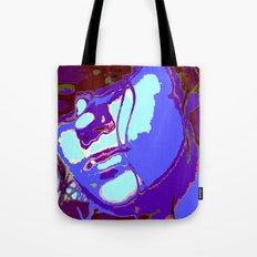 Blue Lagoon Geisha  Tote Bag