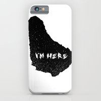 I'm Here Barbados iPhone 6 Slim Case