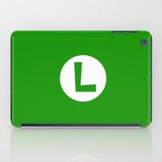 Nintendo Luigi iPad Case