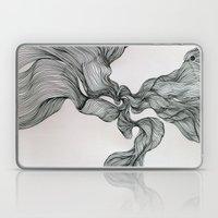 Drawing Weird Stuff Laptop & iPad Skin