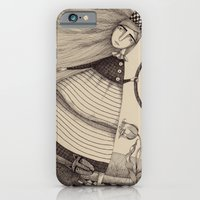 iPhone & iPod Case featuring The Tulip Garden (2) by Judith Clay
