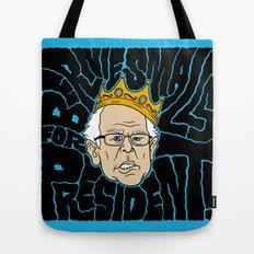 Bernie Smalls for President Tote Bag
