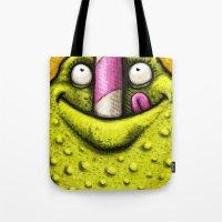 Lemonade 1/3 Tote Bag