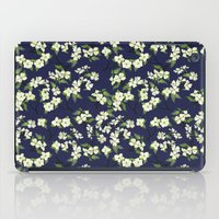 April Blooms(Dogwoods_bl… iPad Case