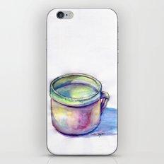 Pink Cup iPhone & iPod Skin