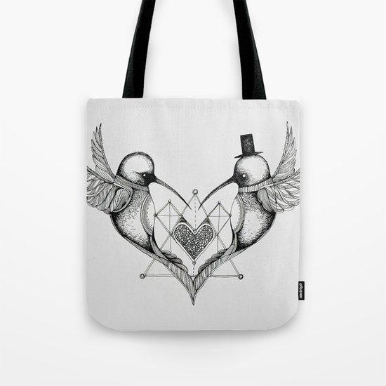 'Humming Birds' Tote Bag