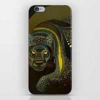 Dark Jaguar iPhone & iPod Skin