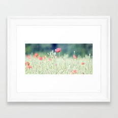 Summerdreaming... Framed Art Print