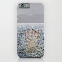 Swimming under the rain iPhone 6 Slim Case