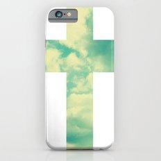 Cross Sky iPhone 6 Slim Case