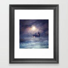 Sunset I C. III Framed Art Print