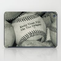 Keep Your Eye On The Dream iPad Case