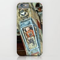 iPhone & iPod Case featuring X-Wing Fighter by Ewan Arnolda