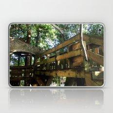 Tree house @ Aguadilla 4 Laptop & iPad Skin