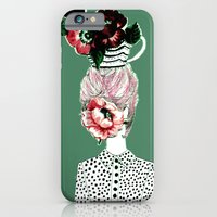 Tea Girl iPhone 6 Slim Case