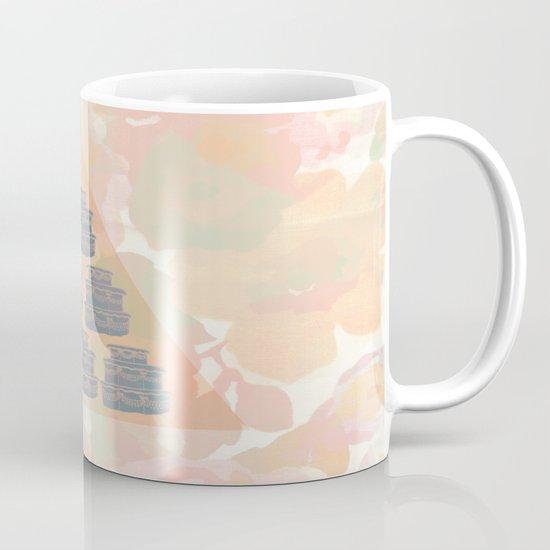 Cake and Flowers Mug