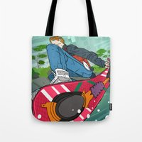 Marty Mc Fly Tote Bag