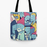 The Life Acquatic with Steve Zissou Tote Bag