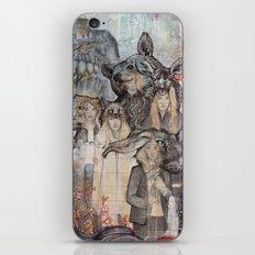 The Coalition iPhone & iPod Skin