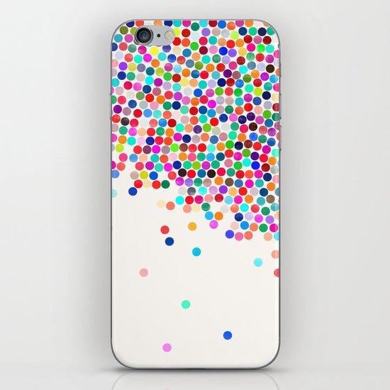 dance 9 iPhone & iPod Skin