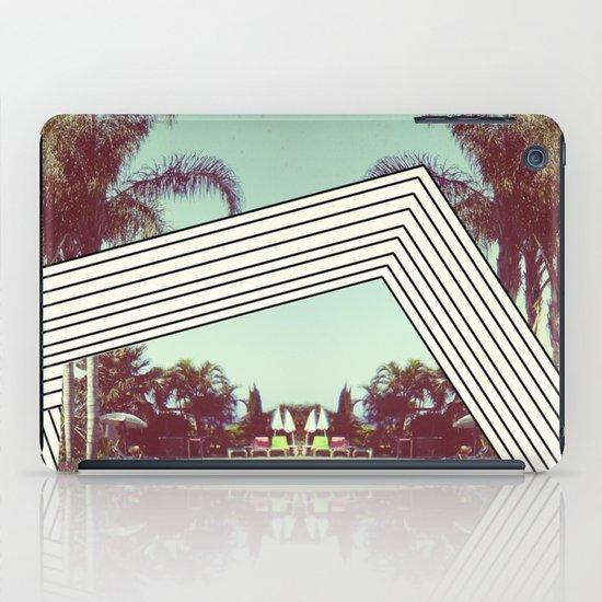 Tropics Trip iPad Case
