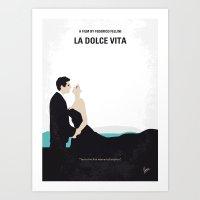 No529 My La Dolce Vita M… Art Print