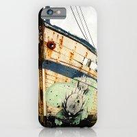 Boat Wreck #1 iPhone 6 Slim Case