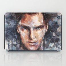 Into darkness iPad Case