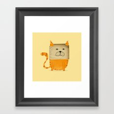 In disguise Framed Art Print