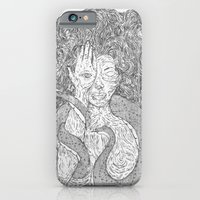 Snake and Sprite iPhone 6 Slim Case