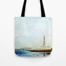 On The Front Textured Fine Art Photograpy Tote Bag