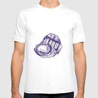 Irn Bru Can Pen Drawing … Mens Fitted Tee White SMALL