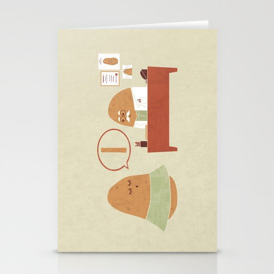 Plastic Surgery Stationery Card