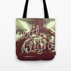 Hold tight Tote Bag