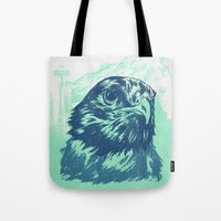 Go Hawks Tote Bag