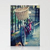 City bike Stationery Cards