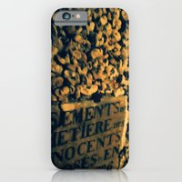 iPhone & iPod Case featuring Catacomb Bones by Braven