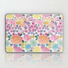 Flowers IIII Laptop & iPad Skin